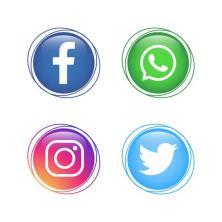 popular-social-media-logo-collection-vector